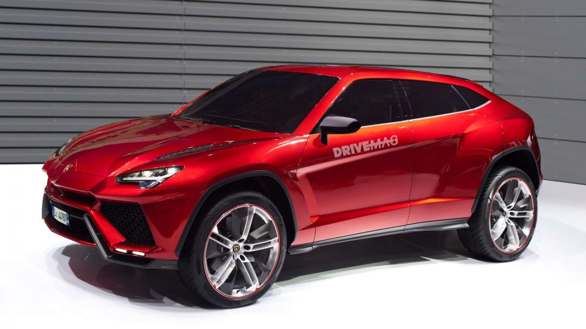 Lamborghini Urus Performance SUV Breaks Cover