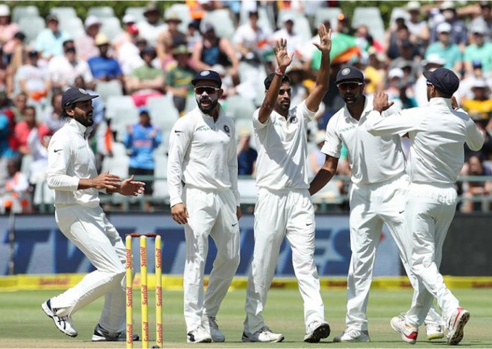 India vs South Africa Live Score