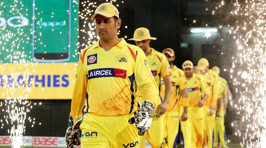 MS Dhoni CSK - Motion Today News